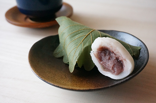 kashiwamochi